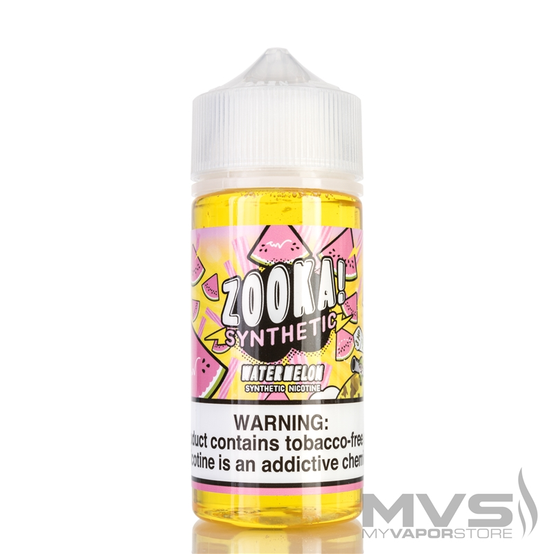Watermelon by Zooka Vape - 100ml