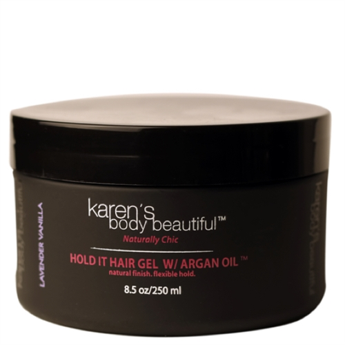Hold It Hair Gel w/ Argan Oil $10