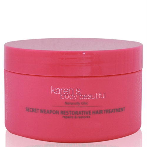 Secret Weapon Restorative Hair Treatment $30