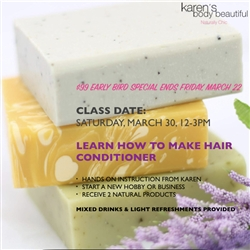 Beauty Bar Master Classes