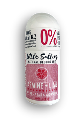 Jasmine Deodorant Little Salties
