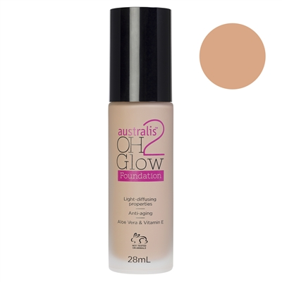 Oh2 Glow Nude Foundation