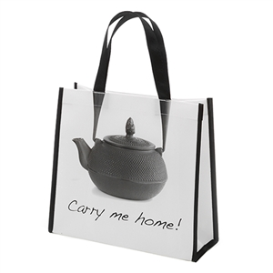 """CARRY ME HOME!"" SHOPPING BAG"