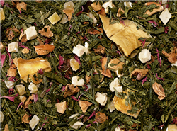 Manguav Tropical Indulgency Green Caff Loose-Leaf Tea