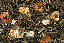 Tropical Pineapple & Acerola Cherry Green Caff Loose-Leaf Tea