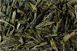 Japanese Green Bancha Organic Caff Loose-Leaf Tea