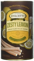 Dolcetto Gourmet Cookies Zesty Lemon