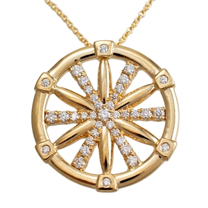 HopeStar Diamond Medallion