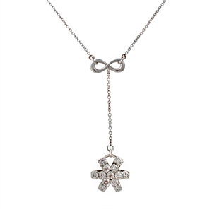 HopeStar 35 Diamond Pendant and Lariat