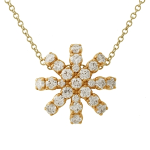 HopeStar 65 Diamond Pendant