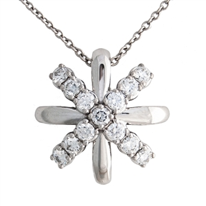 HopeStar of Life Diamond Pendant