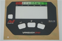 Decal Control Box, VQH 340
