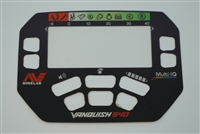 Decal Control Box, VQH 540