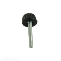 Screw, M4x29 Plastic Knob