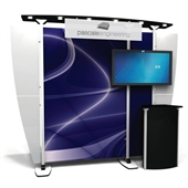 Exhibit Line Display - Plasma Display