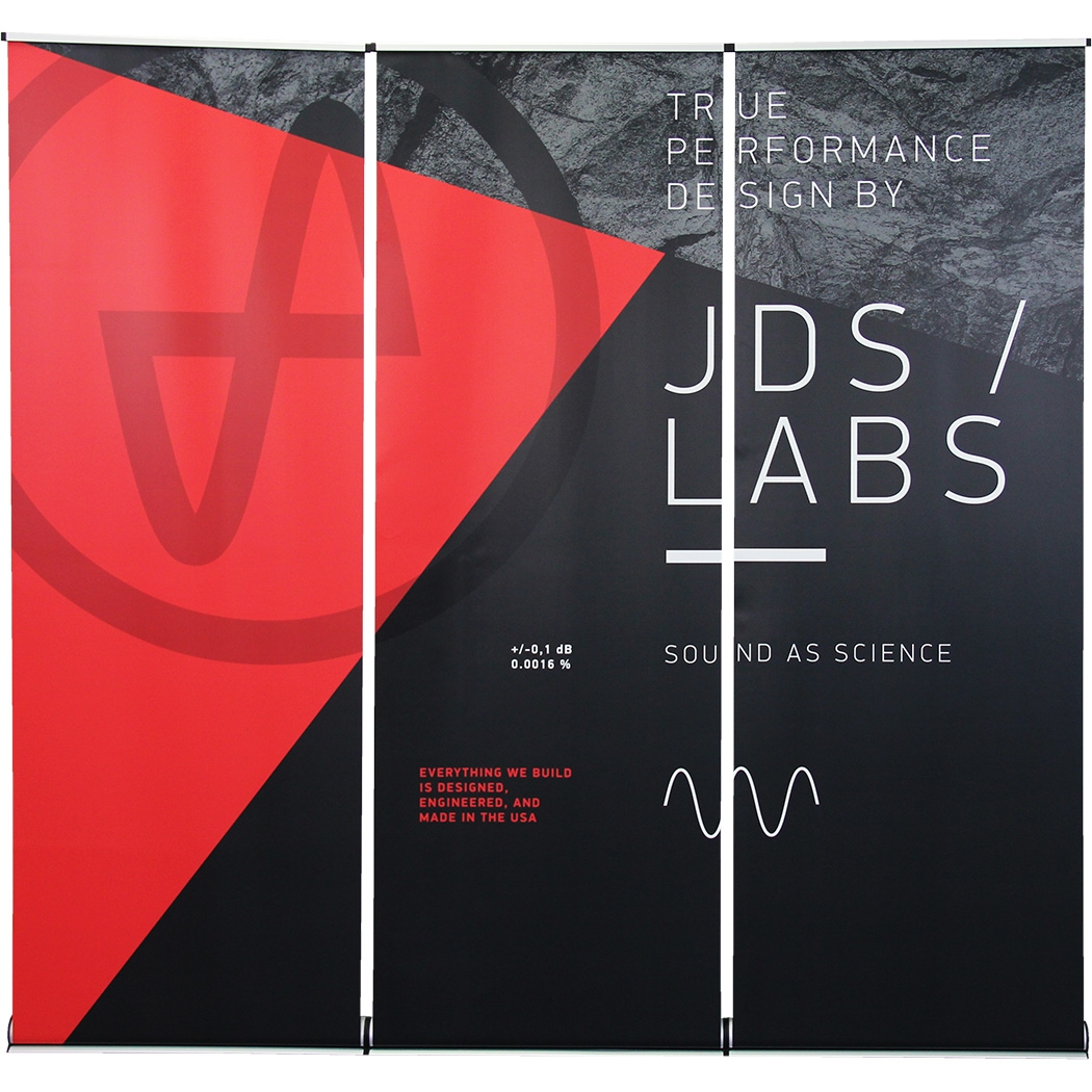 Alpine Retractable Banner Wall | 10 x 10 Banner Walls