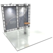 10 x 10 Pluto Truss Display