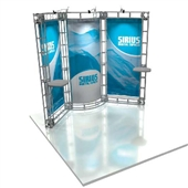 10 x 10 Sirius Truss Display