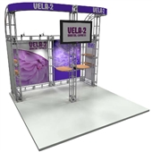 10 x 10 Vela-2 Truss Display