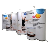 ISOframe Wave Display - 8 Panel