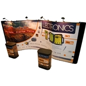 Premium 20 ft SCS Pop-Up Display
