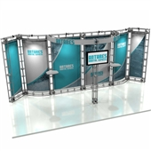 10 x 20 Antares Truss Display