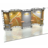 10 x 20 Arcturus Truss Display