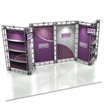 10 x 20 Indus Truss Display