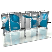 10 x 20 Polaris Truss Display
