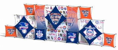 All Star Xpressions Display