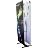 Penguin Cable Banner Stand - Twin