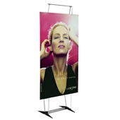 Penguin Cable Banner Stand - Large