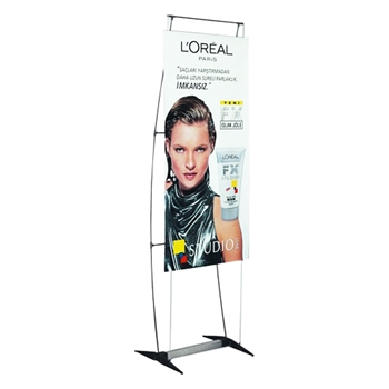 Penguin Cable Banner Stand - Standard