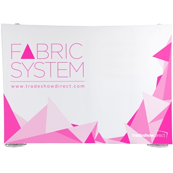 10 ft ExpoLinc Fabric System Straight