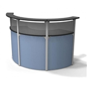 Exhibit Line Reception Desk - RD45.3
