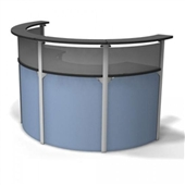Exhibit Line Reception Desk - RD45.4