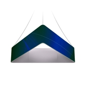Value 12 ft Triangle Hanging Sign