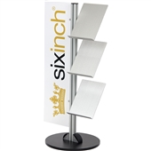 Exhibit Line Lit Stand with Graphic