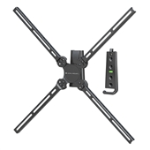 "Universal Fixed Position Monitor Mount - 10"" to 47"""