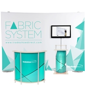 10 ft ExpoLinc Fabric System Kit B.MRD.PMS