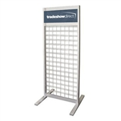 Premium Freestanding Gridwall Display