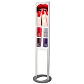 Premium Sign Holder - Multi 2-Tier