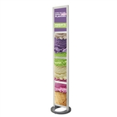 Premium Sign Holder - Multi 4-Tier