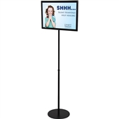Perfex Sign Pedestal - Telescopic