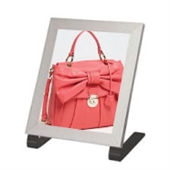 Premium Table Top Sign Holder - Angle