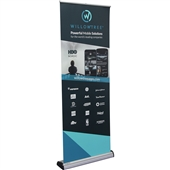 Advance Single-Sided Banner Stand