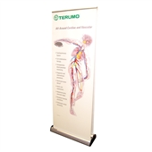 Advance Double-Sided Banner Stand