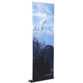 Alpine Retractable Banner Stand