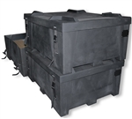 OCF Large Molded Freight Case
