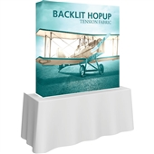 Backlit 5 ft Hopup Display